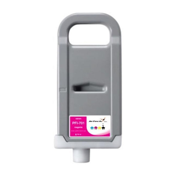 Canon* PFI-701M 700ml Ink Cartridge Magenta