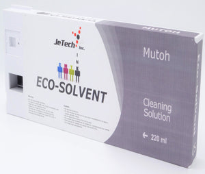 Mutoh VJ-MSINK3A-CS 220ml cleaning solution ink cartridge