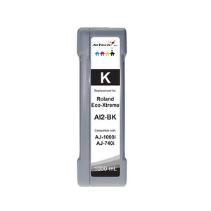 Roland Eco-xtreme AI2 1000ml ink cartridge Black