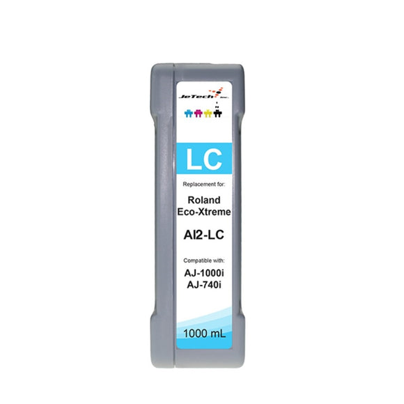 Roland Eco-xtreme AI2 1000ml ink cartridge Light Cyan