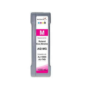 Roland Eco-xtreme AI2 1000ml ink cartridge Magenta