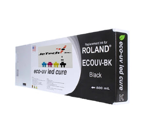Roland VersaUV Eco UV4 (EUV4) 500ml Black