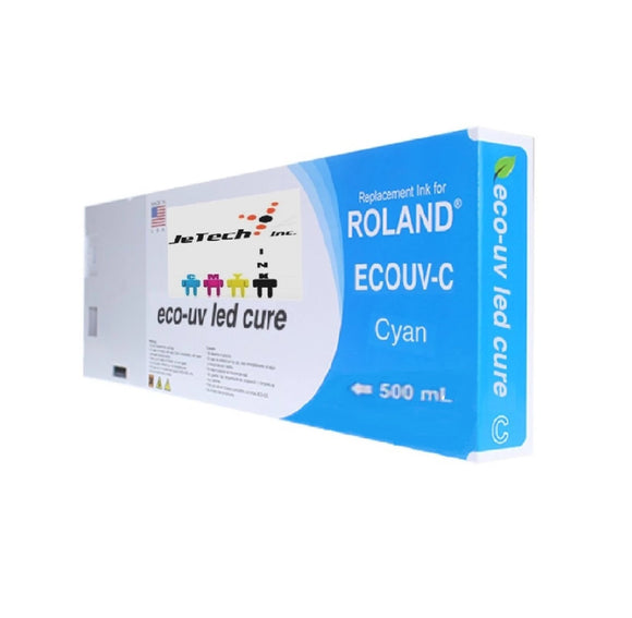 Roland VersaUV EcoUV4 EUV4 500ml Cartridge