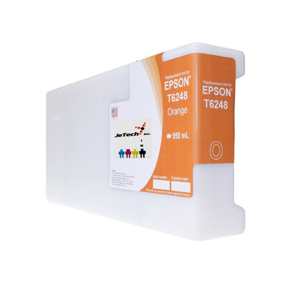 InXave Epson GS6000 T624800 Orange