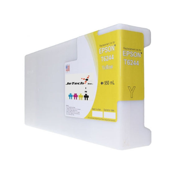 InXave Epson GS6000 T624400 Yellow