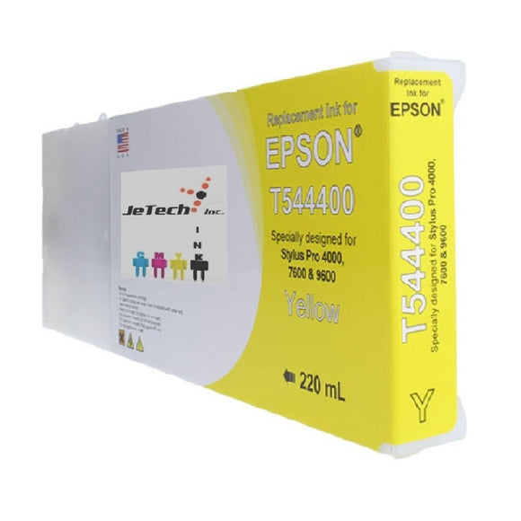 Epson* UltraChrome K2 T544400 220ml Yellow