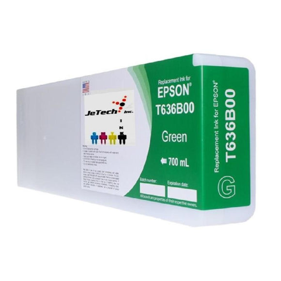 Epson UltraChrome HDR T636 700ml Green