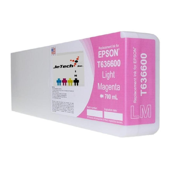 Epson UltraChrome HDR T636 compatible 700ml Light Magenta