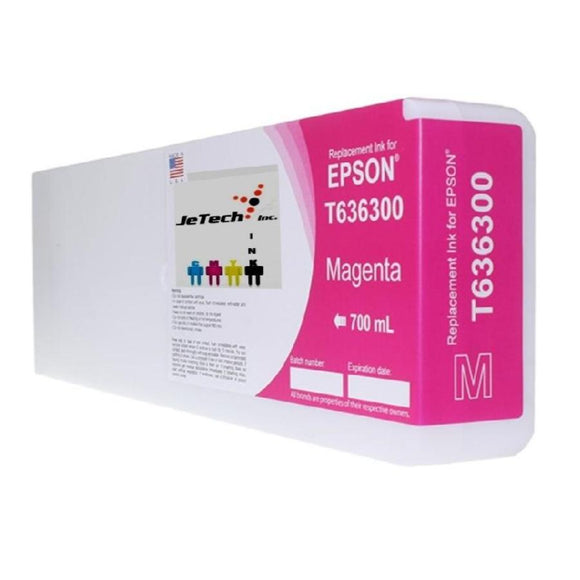 InXave Epson UltraChrome HDR T636 compatible 700ml Magenta
