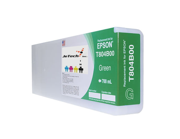 Epson T804B00 UltraChrome HDX Ink Cartridge Green