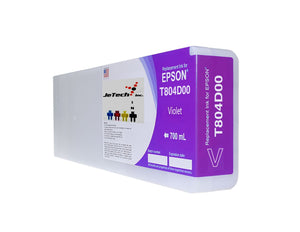 Epson T804D00 UltraChrome HDX Ink Cartridge Violet