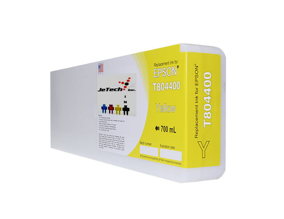 Epson T804400 UltraChrome HDX Ink Cartridge Yellow