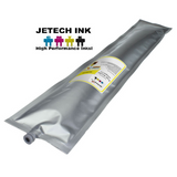 Fuji acuity 1600 LED LL052 UV LED inks Yellow JeTechInk