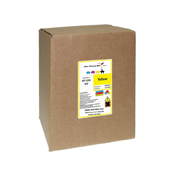 HP FB250 3200ml compatible Ink box Yellow