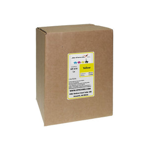 HP610 latex 3000ml ink box yellow