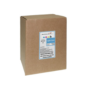 HP610 latex 3000ml ink box light cyan