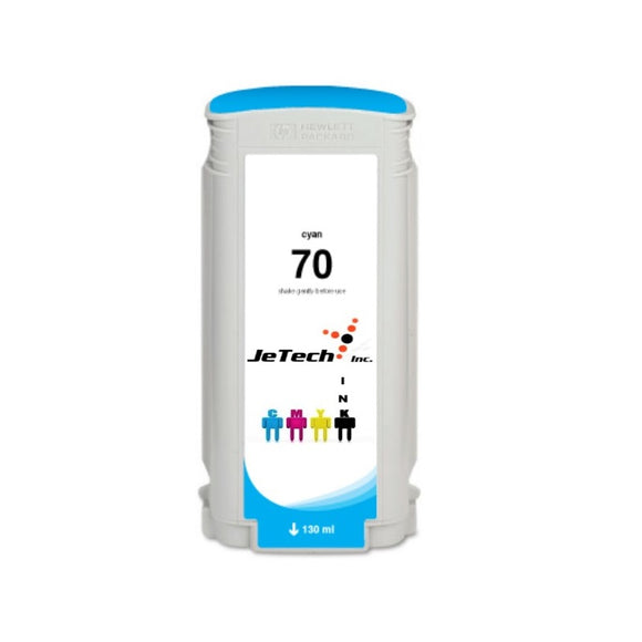 HP70 C9452A 130ml Cartridge Cyan