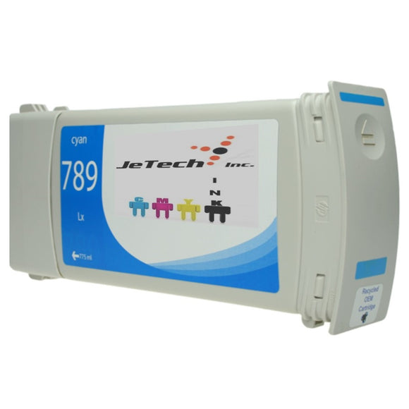 InXave HP789 CH616A 775ml Cartridge Cyan