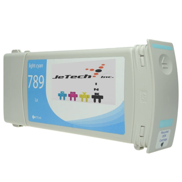 HP789 CH619A 775ml Cartridge Cyan