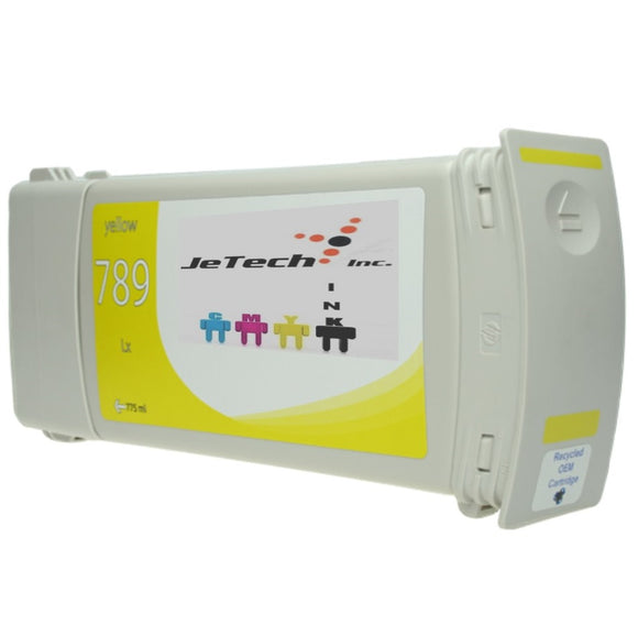 InXave HP789 CH618A 775ml Cartridge Yellow