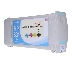 HP831 CZ686A Latex 775ml Light Cyan