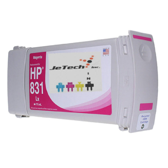 HP831 CZ684A Latex 775ml Magenta