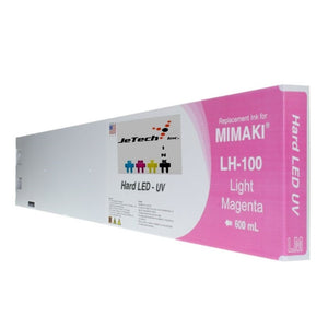 Mimaki LH-100 SPC-0597LM UV LED Ink Cartridge 600ml Light Magenta