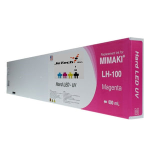 Mimaki LH-100 SPC-0597M UV LED Ink Cartridge 600ml Magenta