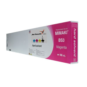 Mimaki BS3 SPC-0667M 600mL ink cartridge Magenta