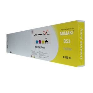 Mimaki BS3 SPC-0667Y 600mL ink cartridge Yellow