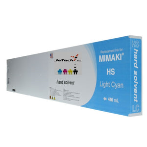 Mimaki HS solvent SPC-0473 440ml ink cartridge light cyan