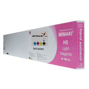 InXave Mimaki HS solvent SPC-0473 440ml ink cartridge Light Magenta