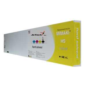 Mimaki HS solvent SPC-0473 440ml ink cartridge yellow