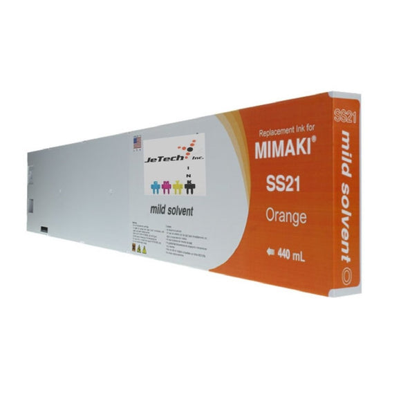 Mimaki SS21 SPC-501OR Orange