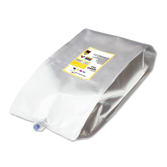 Mimaki SS2 2000ml Ink Bag Yellow