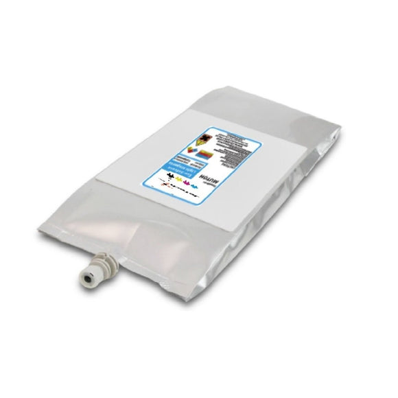 Mutoh 1L Eco Solvent Eco Ultra compatible bag light cyan