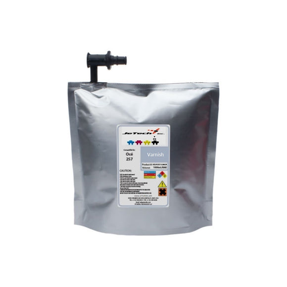 Oce Arizona IJC-257 Varnish 3010112205 1000ml ink bag
