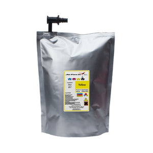 Oce Arizona IJC-257 2L UV ink bag 3010112202 Yellow