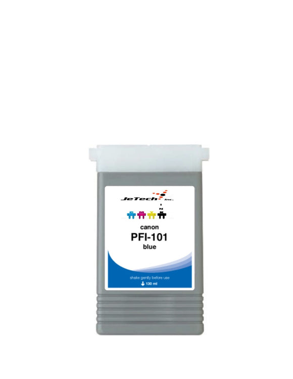 Canon PFI-101B Blue 130mL Ink cartridge