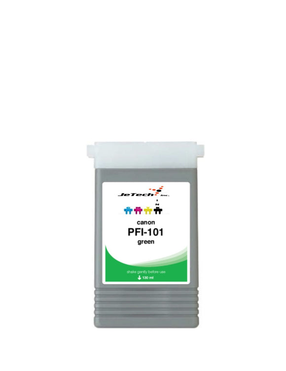 Canon PFI-101G Green 130mL Ink cartridge