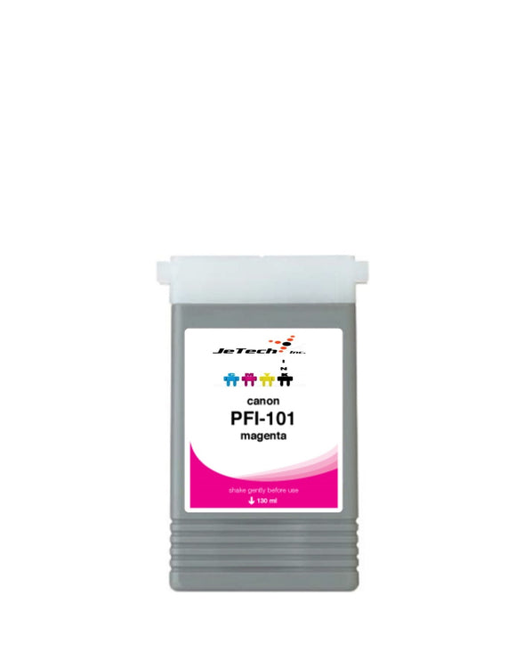 Canon PFI-101M Magenta 130mL Ink cartridge