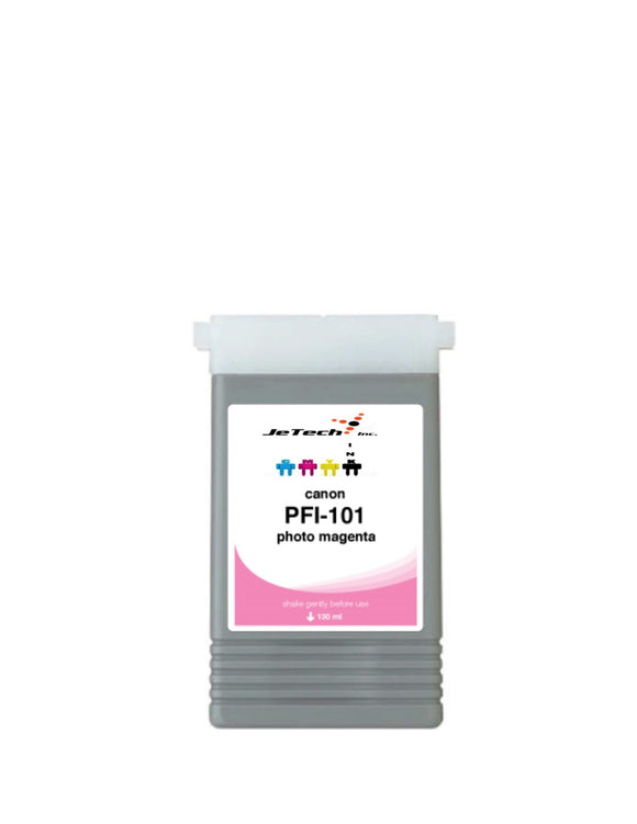 Canon PFI-101PM Photo Magenta 130mL Ink cartridge