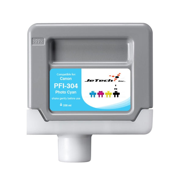 Canon PFI-304PC 330ml Photo Cyan ink cartridge