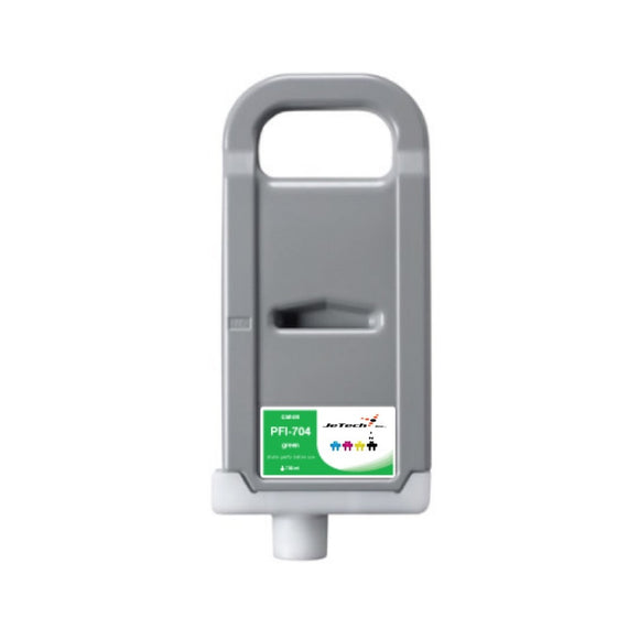 Canon Lucia PFI-704 700ml Green ink cartridge