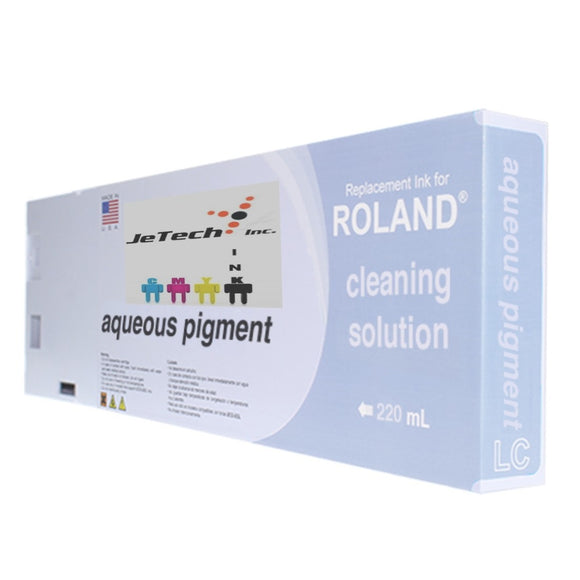 Roland Aqueous Pigment FPG-CS 220ml Cleaning Solution
