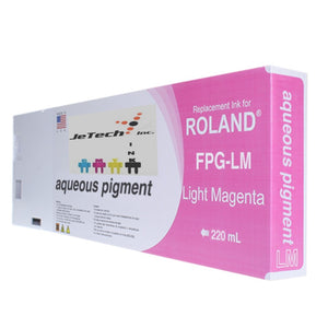 Roland Aqueous Pigment FPG-LM 220ml Light Magenta