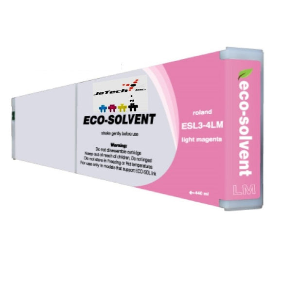 Roland ESL3 400ml Compatible cartridge Light Magenta