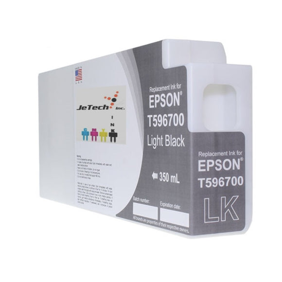 Epson T596700 ultrachrome hdr ink cartridge Light Black