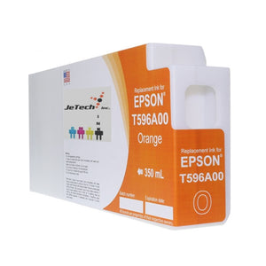 InXave Epson T596A00 ultrachrome hdr ink cartridge Orange