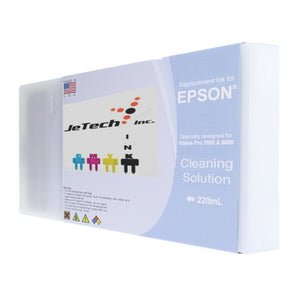 Epson T603 220ml ink cartridge ultrachrome k3 cleaning solution